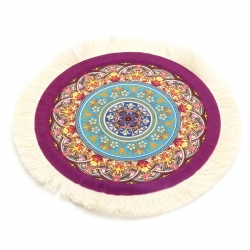 23cm9-Bohemia-Style-Persian-Stylish-Rug-Mat-Round-Mouse-Pad-for-PC-Computer-1143673
