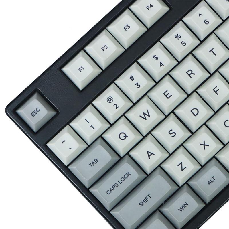 108 Key DSA Profile Dye-sub PBT Keycaps Keycap Set for Mechanical Keyboard