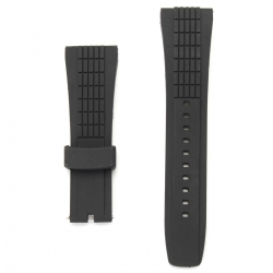 20-26mm-Silicone-Black-Watch-Band-Strap-For-Seiko-Velatura-Watch-Replaceable-1246315