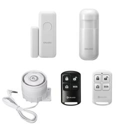 Digoo-433MHz-Window-Door-Sensor-PIR-Detector-Wireless-Remote-Controller-External-Alert-Siren-Accessories-for-HOSA-HAMA-Security-
