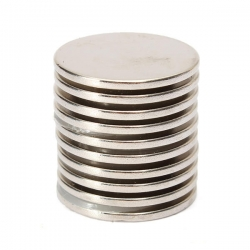 10PCS-25x2mm-N35-Strong-Round-Rare-Earth-Neodymium-Magnetic-Toys-947146
