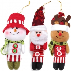 20CM-Spring-Leg-Swing-Christmas-Doll-Santa-Claus-Christmas-Ornaments-1088700
