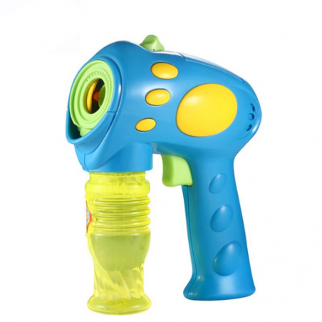 Toy for Blowing Bubbles Gun Blower Machine Wand for Kids Electric Automatic Water Gun Kids Toys