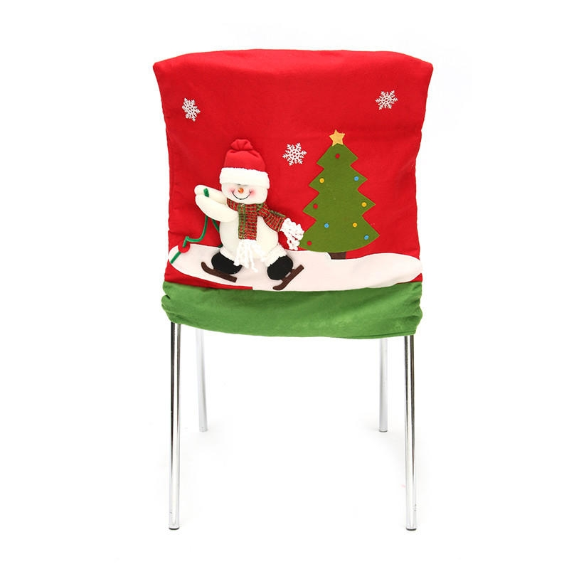 Christmas-Party-Home-Decoration-3D-Stereo-Snowman-Dining-Table-Chair-Back-Cover-Toys-Supplies-1209828