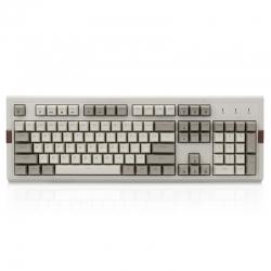 Ajazz-AK510-Retro-RGB-Mechanical-Keyboard-104-Key-PBT-Ball-Key-Cap-Brown-Black-Switch-Grey-Classics-Version-Wired-Keyboard-14141