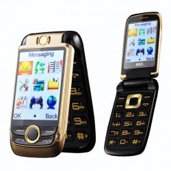 BLT-V998-26-2000mAh-Dual-Touch-Screen-Dual-SIM-Magic-Voice-Flip-Feature-Phone-1306948