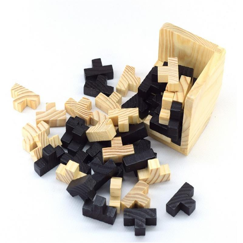 Russian-Box-Kong-Ming-Luban-Lock-55pec-Removable-Bamboo-Adult-Educational-Toys-1169085