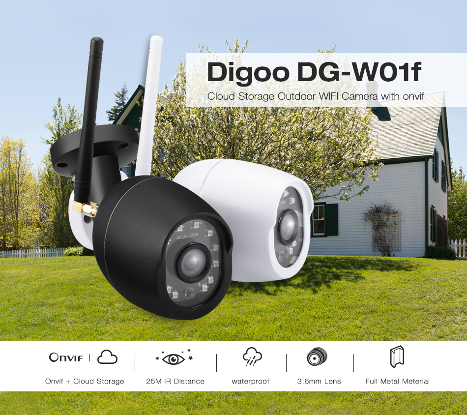 Digoo-DG-W01f-Cloud-Storage-36mm-Lens-720P-Waterproof-Outdoor-WIFI-Security-IP-Camera-25m-IR-Distance-Motion-Detection-Alarm-Support-Amazon-Web-Service-Onvif-Monitor-1194795